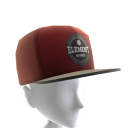 Element Ballpark Hat - Cardinal
