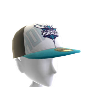 Hornets Fitted Cap