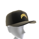 Chargers Gold Trim Cap
