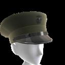 Marines Service Peaked Cap