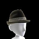 Sombrero ligero tipo fedora