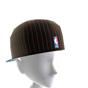 Oklahoma City Backwards Pinstripe Cap