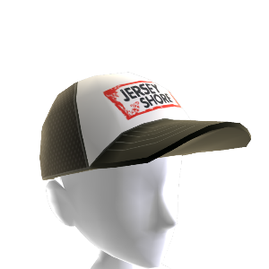 Jersey Shore Logo Trucker Hat
