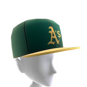 Oakland Athletics FlexFit Cap