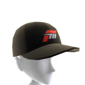 Black Forza Motorsport 4 Hat