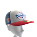 Cubs World Series Champions Cap