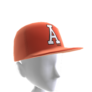 AC Flatbrim A (red)