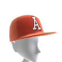 AC Flatbrim A (rojo)