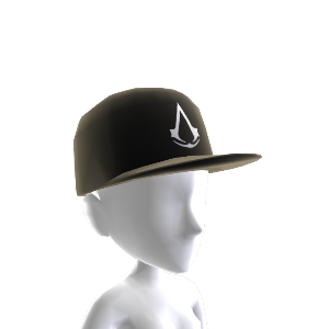 Logo cap