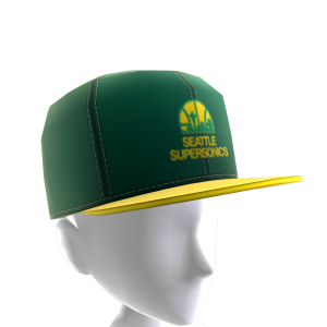 Supersonics Hardwood Classic Cap