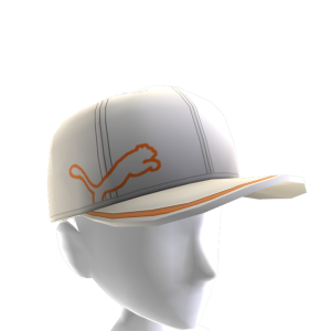 Puma Golf Hat - White