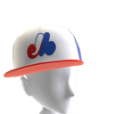 Montreal Expos MLB 2K12 Throwback Cap