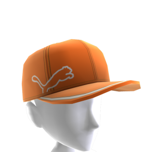 Puma Golf Hat - Orange
