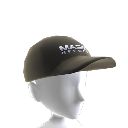 Gorra con el logotipo de Mass Effect