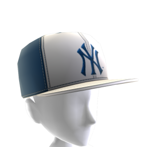 NY Yankees Panel Cap