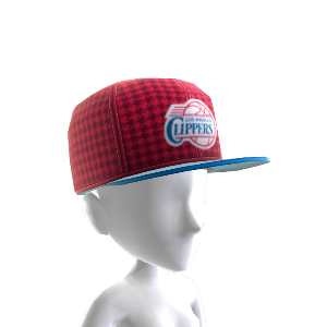 LA Clippers FlexFit Cap