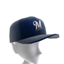 Brewers On-Field Cap