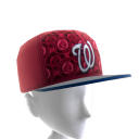 Washington Logo Pattern Cap