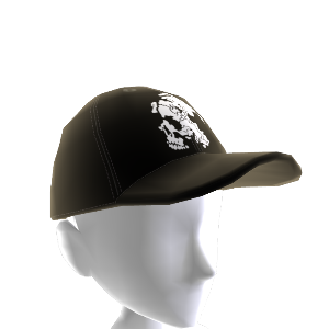 MGSPW Skull Logo Hat