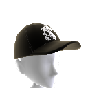 MGSPW Chapeau avec logo tête de mort