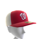 Nationals Fitted Cap