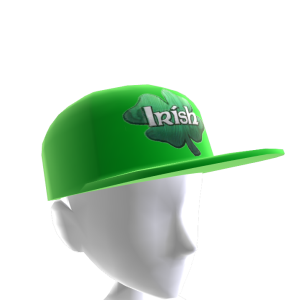 Epic St Pattys Clover Hat 2