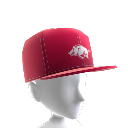 Arkansas FlexFit Cap