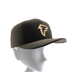 Falcons Gold Trim Cap