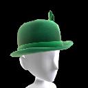 Bombín verde