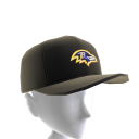 Ravens Gold Trim Cap