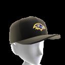 Ravens Gold Trim Cap