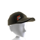 Gorra con logotipo