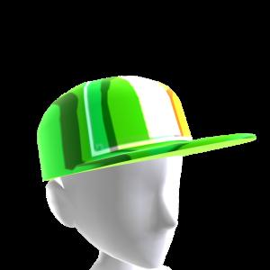 St Patricks Day IRL Flag GRN Chrme