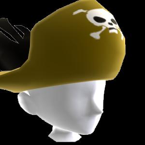 Sombrero pirata de LeChuck