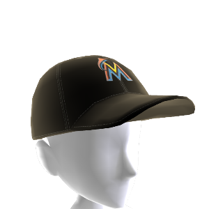 Miami Marlins MLB 2K12 Cap
