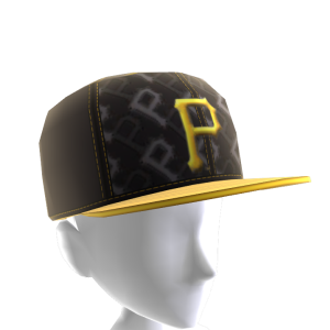 Pittsburgh Logo Pattern Cap