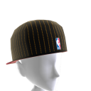 Miami Backwards Pinstripe Cap