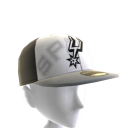 Spurs Fitted Cap