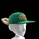 Chapéu com Orelhas de Yoda