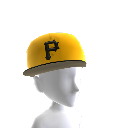 Pittsburgh Pirates MLB 2K12 스로우백 모자