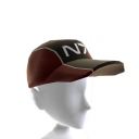 Gorra N7 de Mass Effect 2