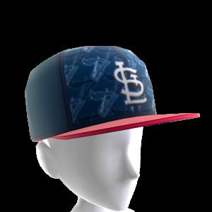 St. Louis Logo Pattern Cap