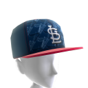 St. Louis Logo Pattern Cap