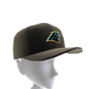 Panthers Gold Trim Cap
