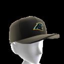 Panthers Gold Trim Cap