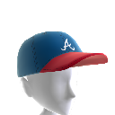 Gorra Atlanta Braves MLB2K11 