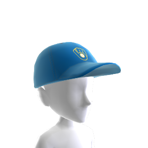 Milwaukee Brewers MLB 2K12 Cap