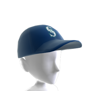 Seattle Mariners  MLB2K10 Cap