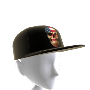 Epic Skull USA Hat