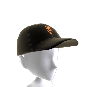 San Francisco Giants  MLB2K10 Cap
